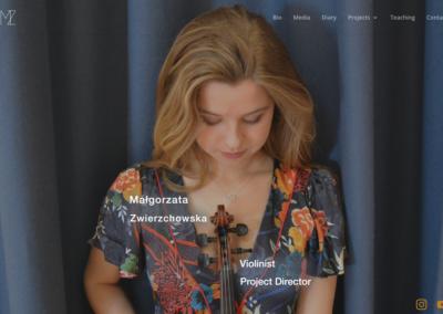 Gosia's website